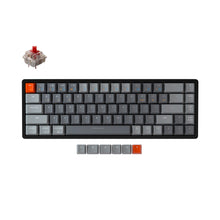 Load image into Gallery viewer, Keychron K6 Hotswap Aluminium RGB Red Switch