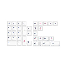 Load image into Gallery viewer, Kon Momo Double Shot PBT Keycap Set