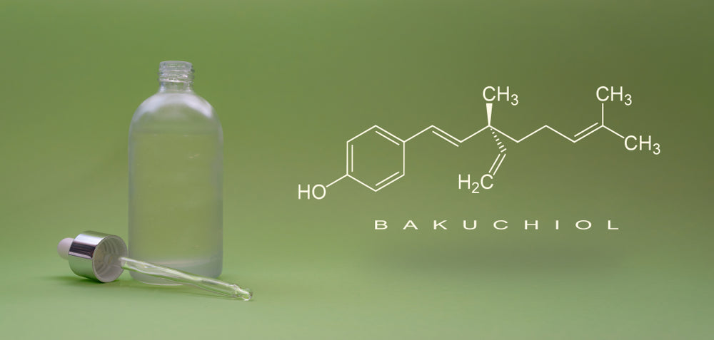 Bakuchiol face oil serum