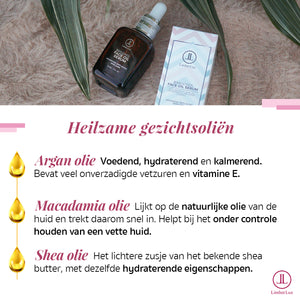 Bakuchiol face oil serum met Arganolie
