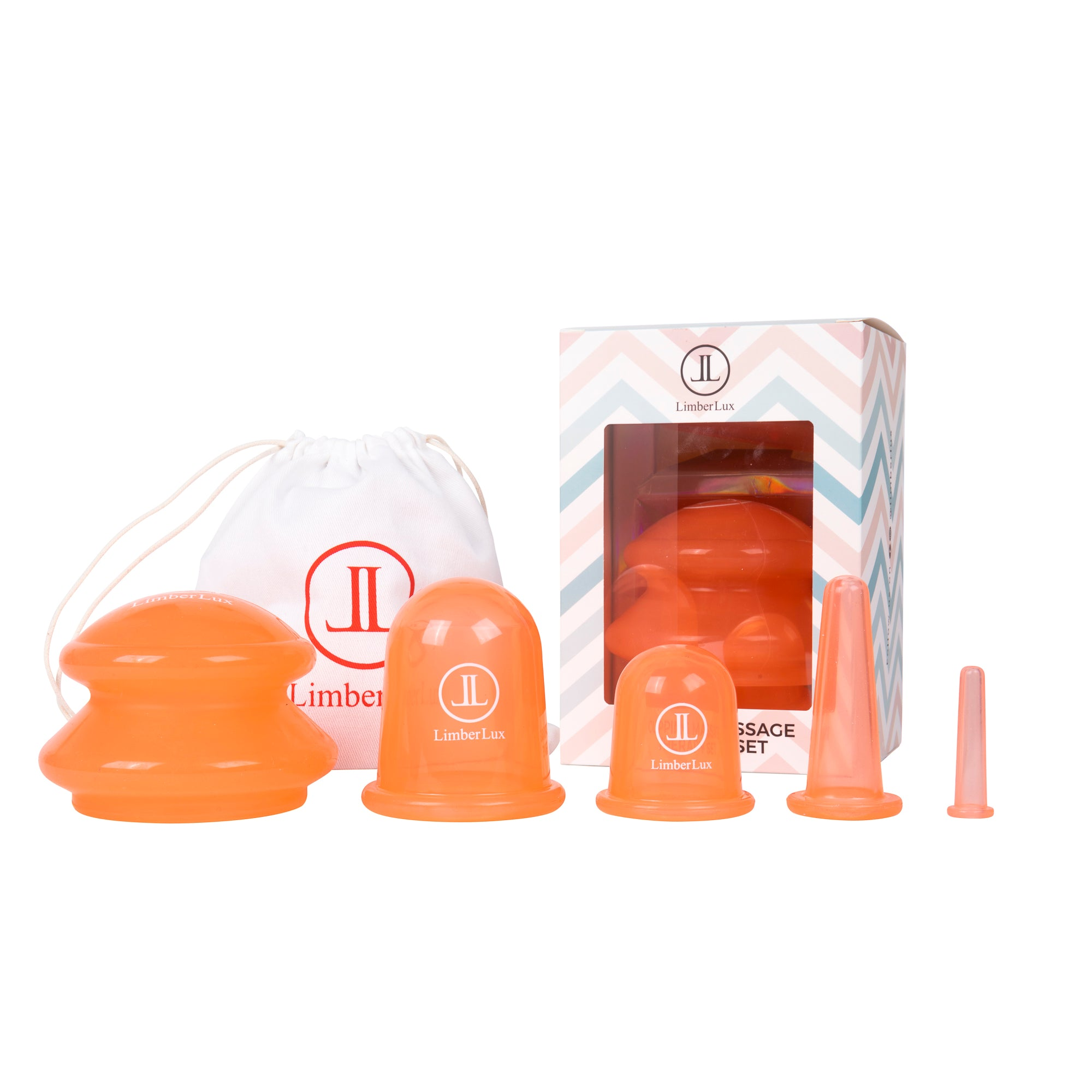 cupping cups massage set