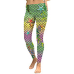 Mermaid Leggins