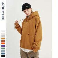 INFLATION - Thick Basic Hoodie