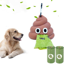 Load image into Gallery viewer, Dog Waste Dispenser & Bag