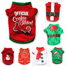 Load image into Gallery viewer, Cute Cartoon Christmas Costume / Jacket For Dogs