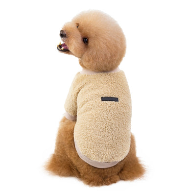 High Collar Winter / Autumn Dog Cloth