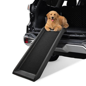 Lightweight Non Slip Folding Dog Vehicle Ramp