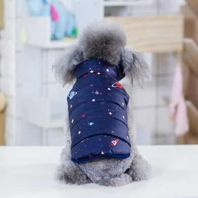 Cute Winter / Autumn Warm Dog Jacket