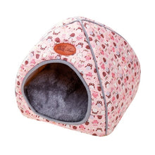 Load image into Gallery viewer, Washable Warm Dog House / Nest / Kennel