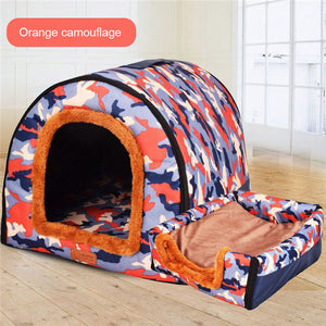 Warm Washable Comfortable Dog House / Nest / Kennel