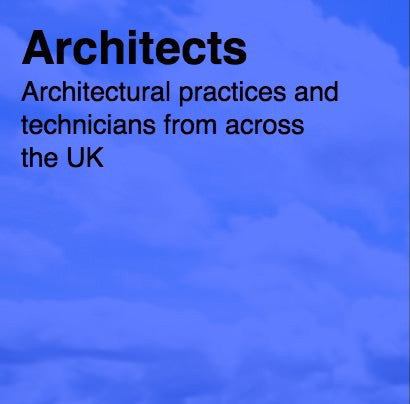 3,300 UK Architects over 2,000 Interior designers and Furnishers - Email and Business data