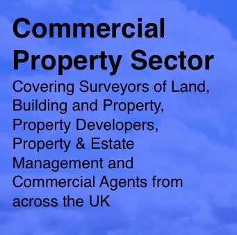 Commercial Property Sector - Email and Business data