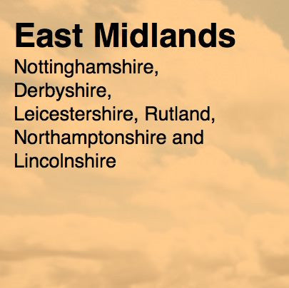 Over 32,000 East Midlands Email and Business data