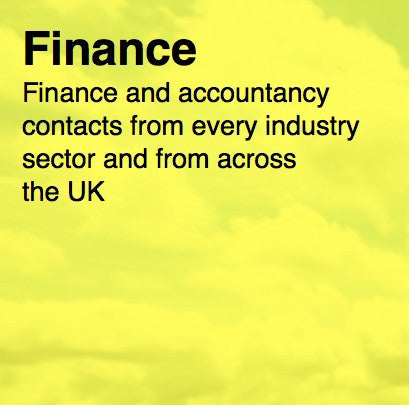 Over 23,000 UK Financial Contacts - Email and Business data