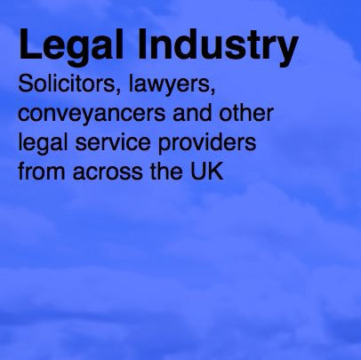 Over 2,200 UK Solicitors and Lawyers - Email lists and Business data