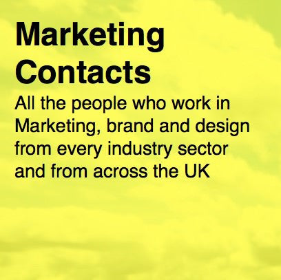 Over 8,000 UK Marketing Contacts - Email and Business data