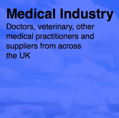 UK Hospitals, Doctors and Veterinary - Email and Business data