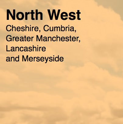 Over 39,500 North West England Email and Business data