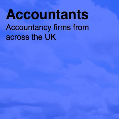 Nearly 6,000 UK Accountants and Accountancy Contacts - Email and Business data