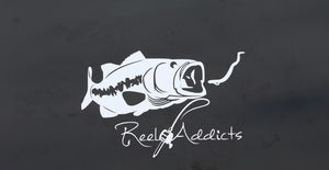 Bass Decal