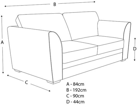 COLE 3 SEATER