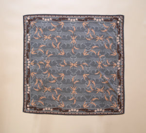 Foulard Sauvage- grand format - carthage-creation