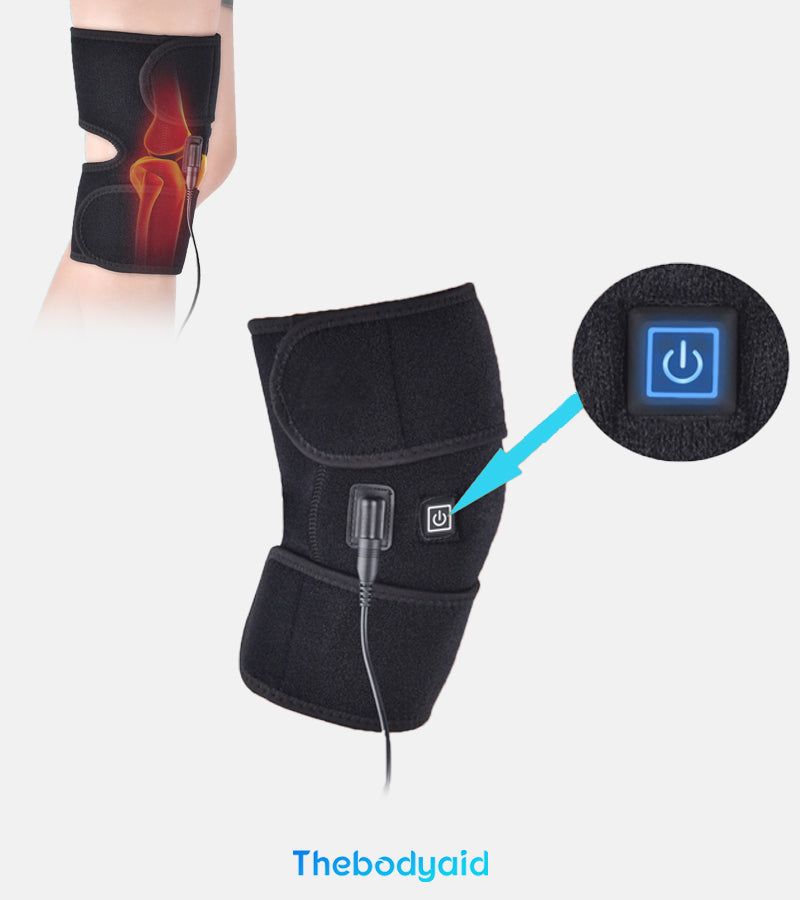 Thermal Therapy Heated Knee Brace