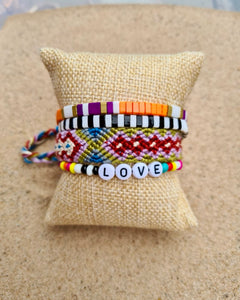 Chill out bracelet set