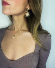 Load image into Gallery viewer, Sol maxi earrings