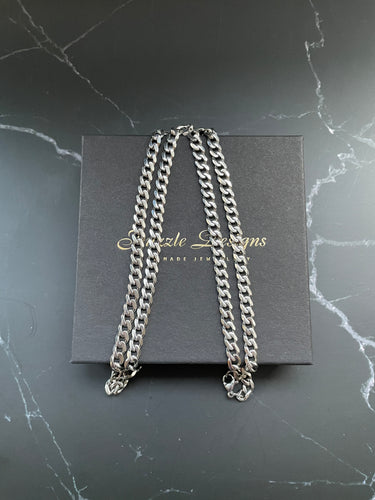 Mens chains 5mm
