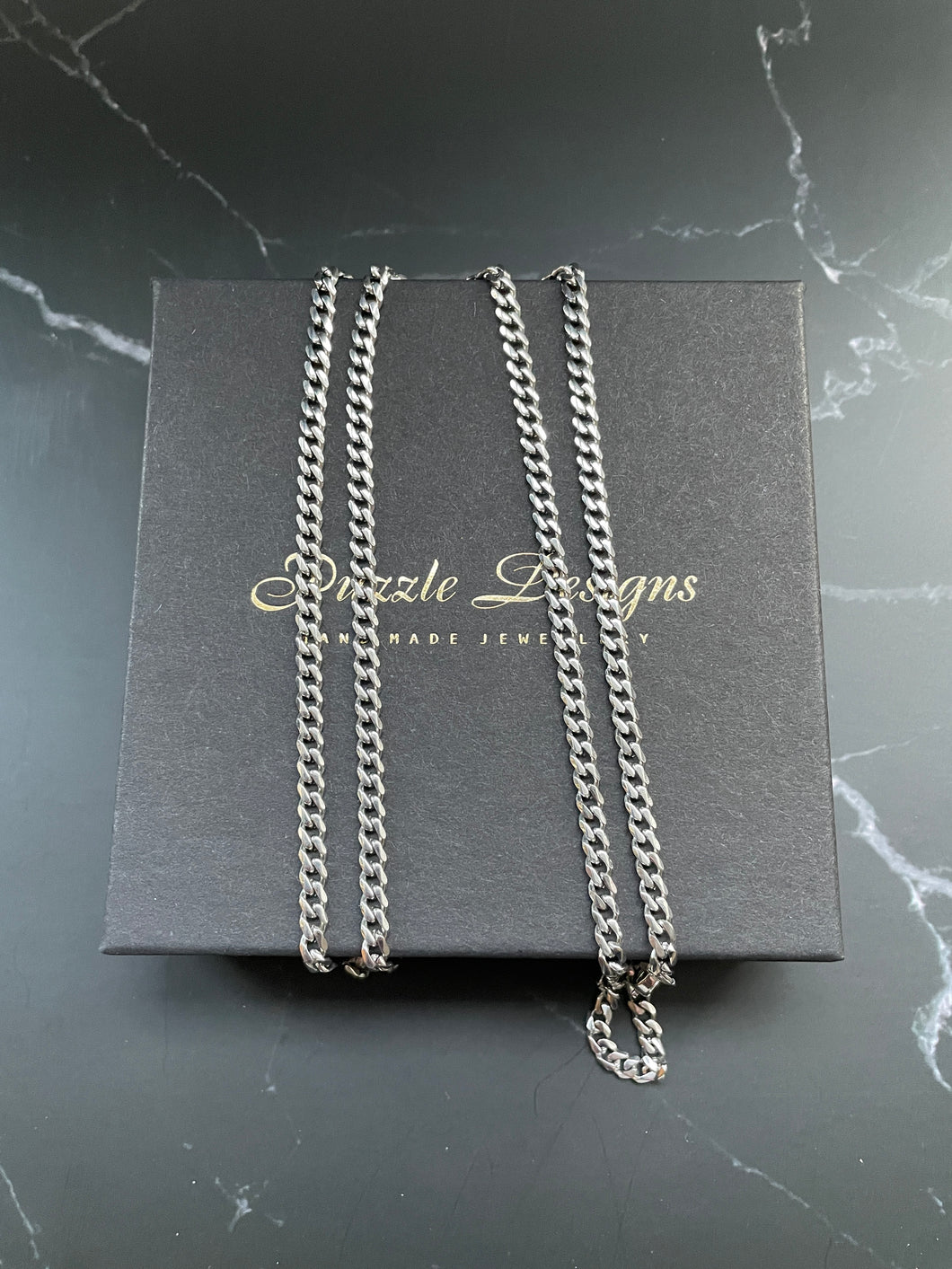 Mens chains 3mm