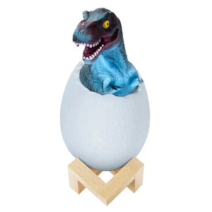 3D Dinosaur Colorful Night Light®️