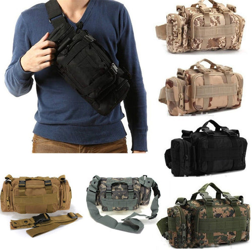 Outdoor Sports Camouflage Backpack