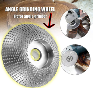 Anger Cut®️  - Grinder Carving Disc