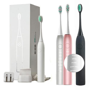 Electric Toothbrush Cleaning Whitening Soft-bristledd