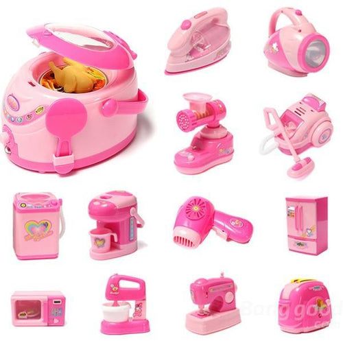 Mini Appliances Series Of Electric Educational Toys