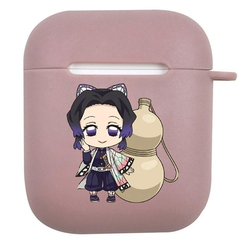 demon slayer airpod case shinobu