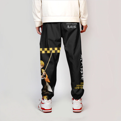 Demon Slayer Pants </br> Zenitsu Streetwear