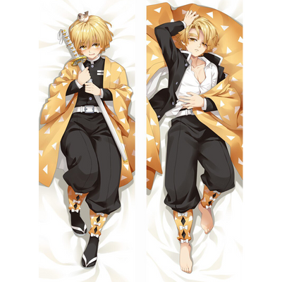 Zenitsu Body Pillow