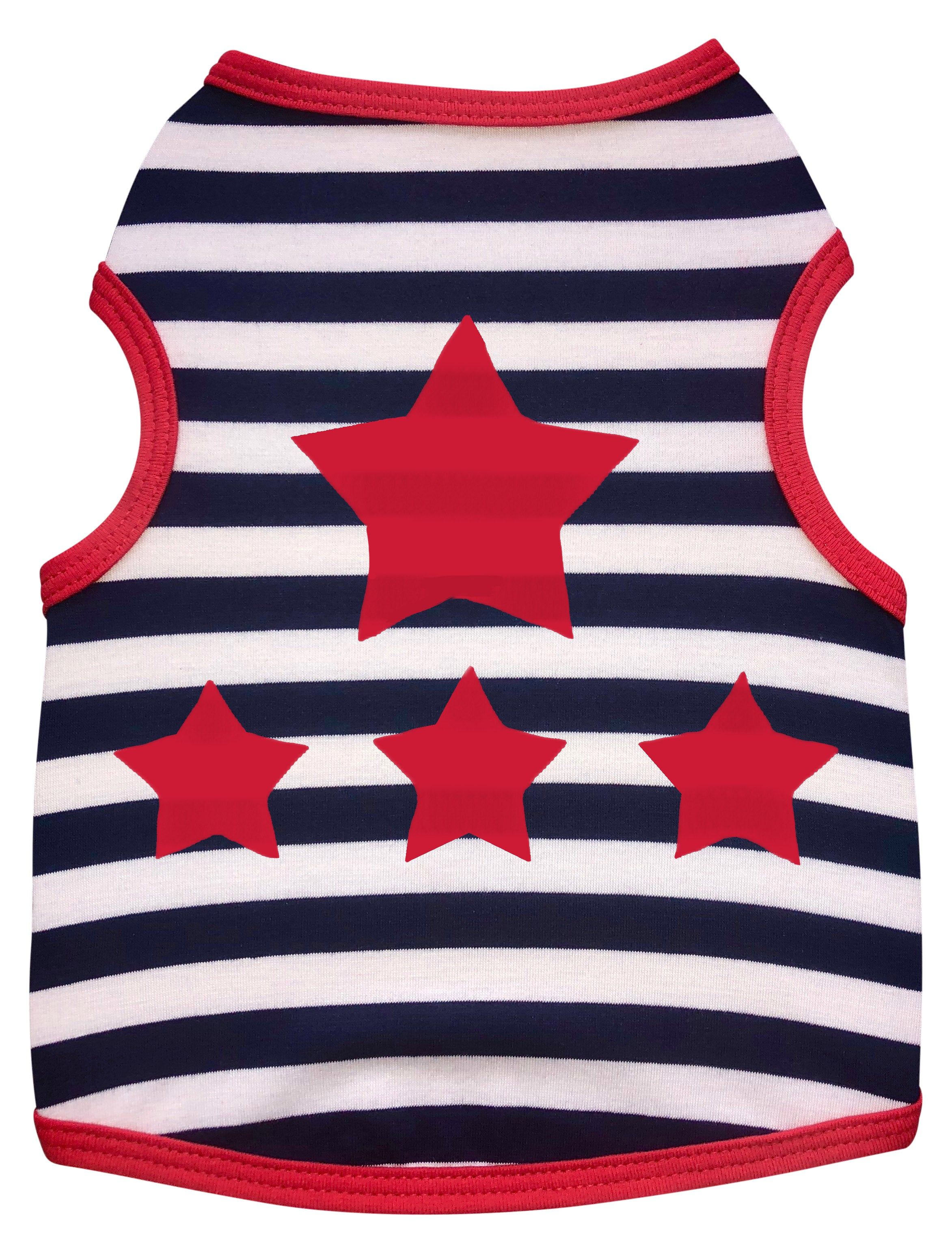 d83aa955c78 STARS AND STRIPES TANK WHITE WITH NAVY 918505 WNAV | i see spot