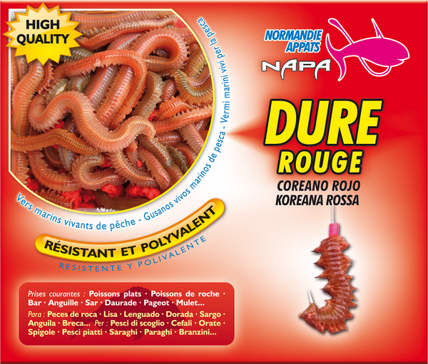 Dure rouge 35 g
