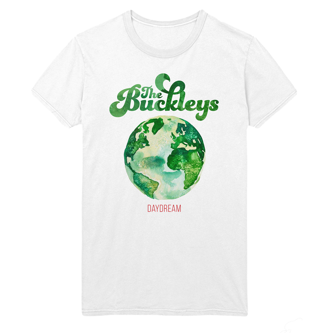 The Buckleys Daydream Tee + Music Bundle