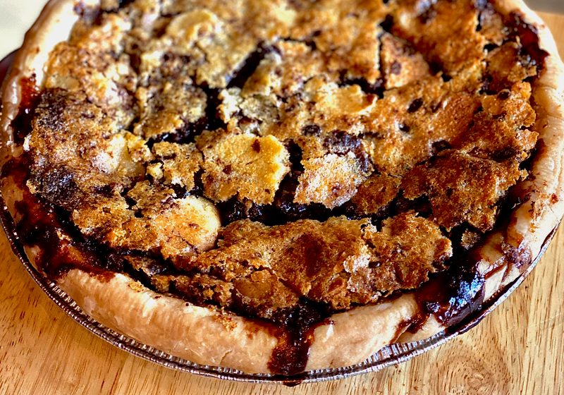 Berger Cookie Pie