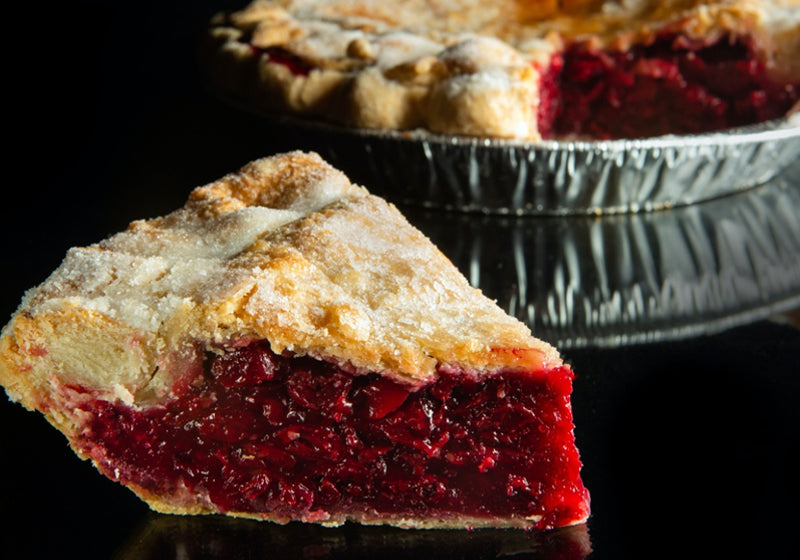 Sour Cherry Pie (Vegan)