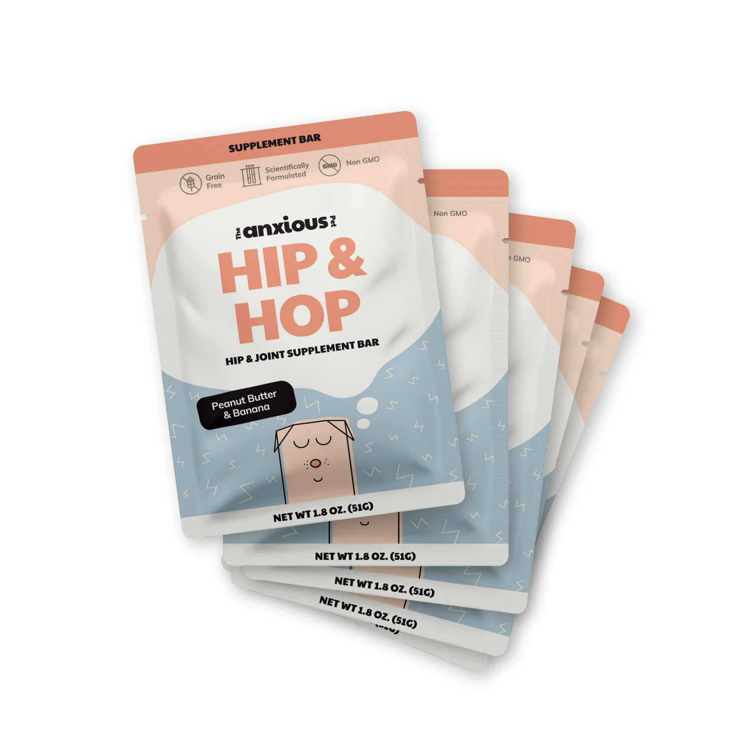 Hip & Hop Supplement Bars