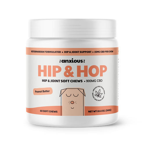 Hip & Hop Soft Chews with CBD