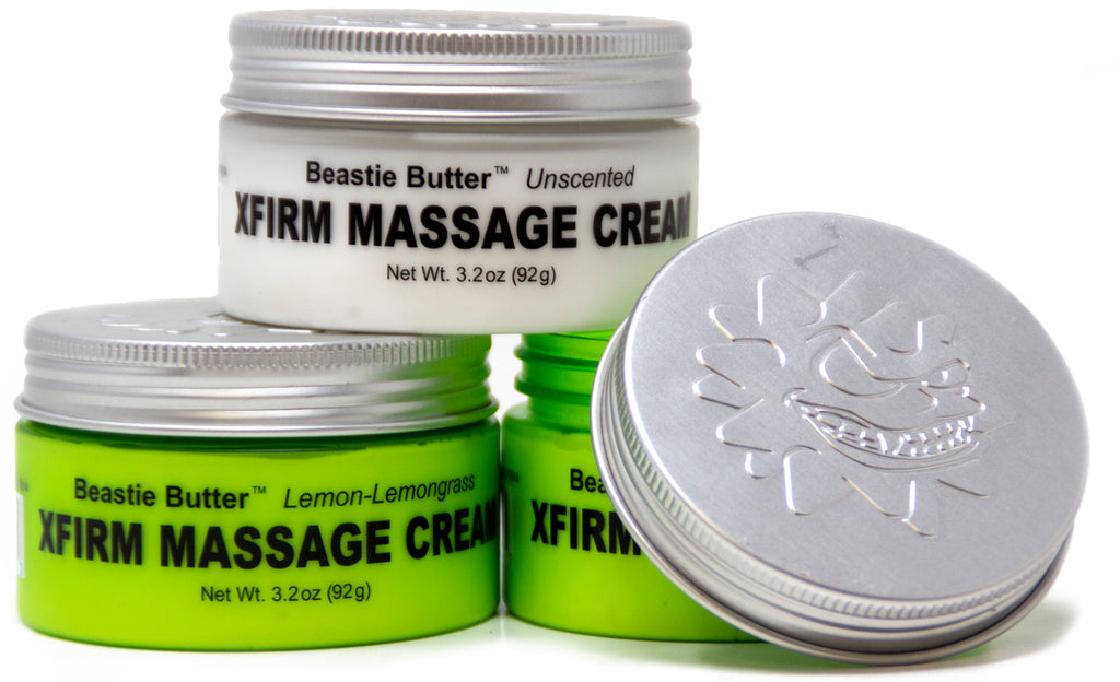 RumbleRoller Beastie Butter XFIRM Massage Cream