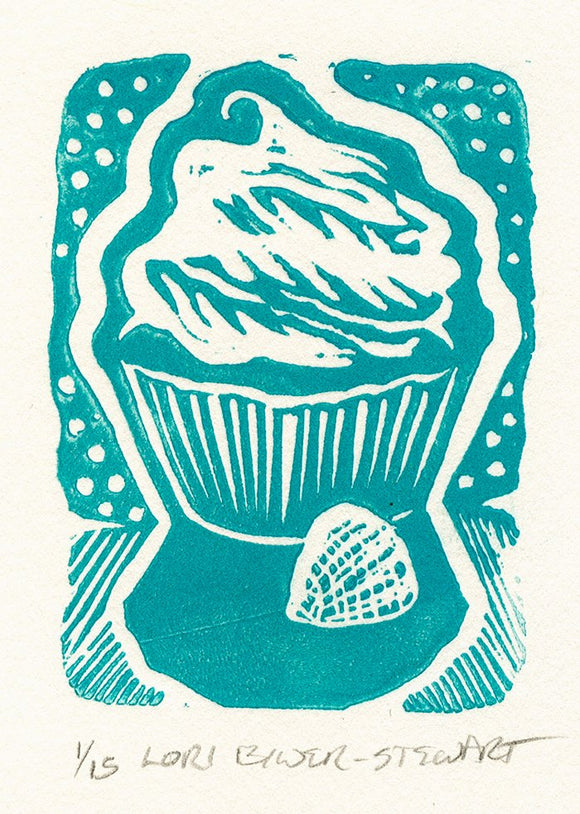 Cupcake by Lori Biwer-Stewart