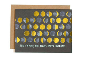 Many Moons Card by 1canoe2