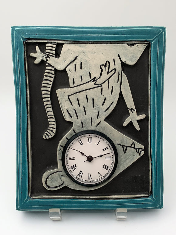 Parlor Clock by Ed and Kate Coleman